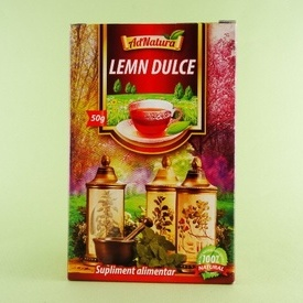 Ceai lemn dulce  ADNATURA (50 g)