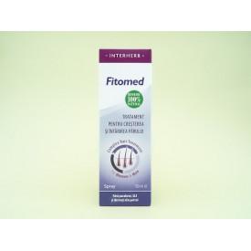 Fitomed spray tratament pentru cresterea și intarirea parului INTERHERB (100 ml)