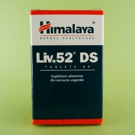 Liv.52 DS  (60 de tablete)