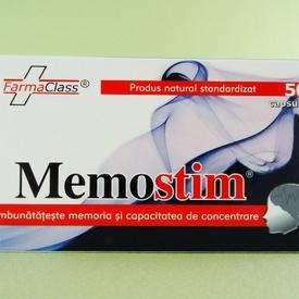 Memostim FARMACLASS (50 de capsule)