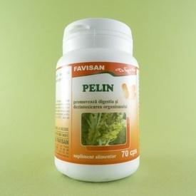 Pelin FAVISAN (70 de capsule)