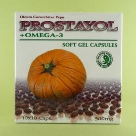 Prostayol + omega-3 500 mg Dr. Chen Patika (10x10 capsule)