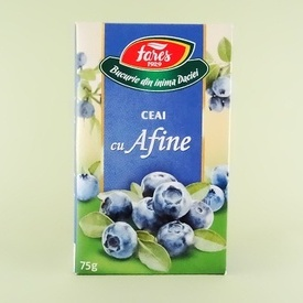 Ceai cu Afine FARES (75 g)