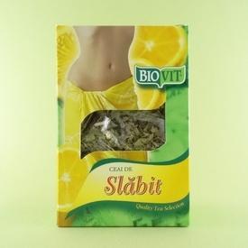 Ceai de slabit BIOVIT (50 g)