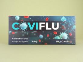 COVIFLU LABORATOARELE MEDICA (10 capsule vegetale)