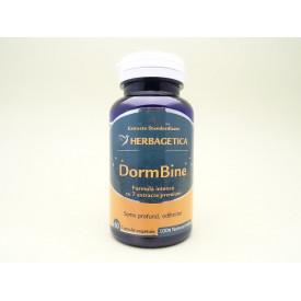 DormBine HERBAGETICA (60 capsule)
