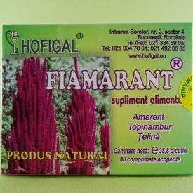 Fiamarant HOFIGAL (40 de comprimate)