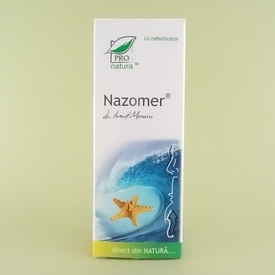 Nazomer spray nazal PRO NATURA (30 ml)