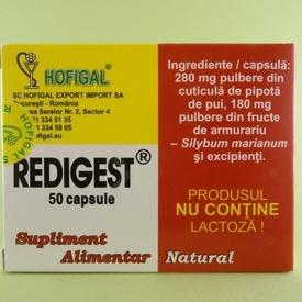 Redigest HOFIGAL (50 de capsule)