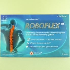 Roboflex  GOOD DAYS THERAPY (30 de capsule)