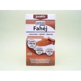 Scortisoara + crom organic + ghimbir + seminte de marar JutaVit JUVAPHARMA Kft. (120 tablete filmate)