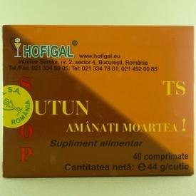 Stop tutun HOFIGAL (40 de comprimate)