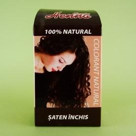 Vopsea de par saten inchis SONIA HENNA (60 g)