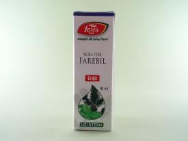 Farebil solutie  FARES (10 ml)