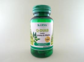 Q-DIAB Gymnema & Masline KOTYS (60 cps)