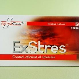 ExStres FARMACLASS (50 de capsule)