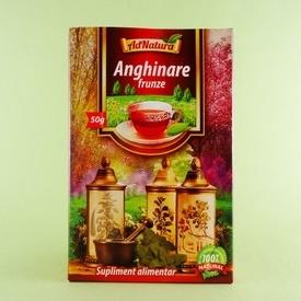 Ceai din frunze de anghinare  ADNATURA (50 g)