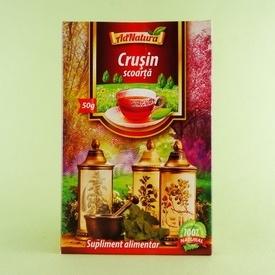 Ceai de scoarta de crusin  ADNATURA (50 g)
