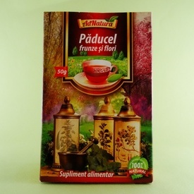 Ceai din frunze si flori de paducel  ADNATURA (50 g)