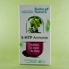 5-HTP Armonie ROTTA NATURA (60 de capsule)