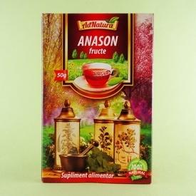 Ceai anason  ADNATURA (50 g)