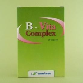 B-Vita Complex  AMNIOCEN (20 capsule)