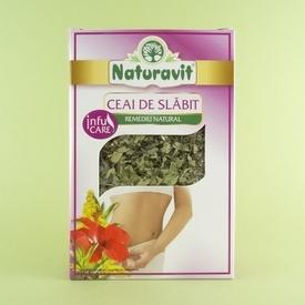 Ceai de slabit  NATURAVIT (50 g)