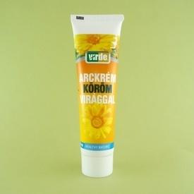 Crema de fata cu extract de galbenele VIRDE (100 ml)