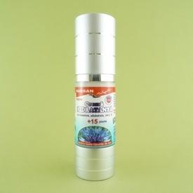 Crema hidratanta cu eucerina, albastrele, vitamina C, vitamina E si 15 plante bio FAVISAN (30 ml)