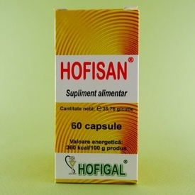 Hofisan HOFIGAL (60 de capsule)