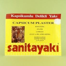 Plasture antireumatic Sanitayaki  BETASAN (12x17 cm)