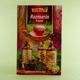 Ceai rozmarin frunze ADNATURA (50 g)