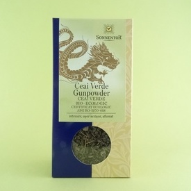 Ceai Verde Gunpowder  Bio  SONNENTOR (100 g)
