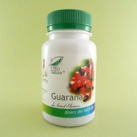 Guarana PRO NATURA (60 de capsule)