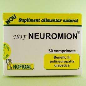 Hof Neuromion HOFIGAL (60 de comprimate)