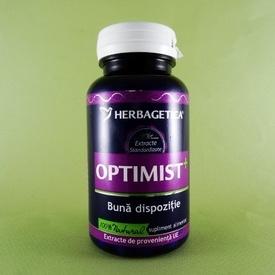 Optimist HERBAGETICA (60 de capsule)