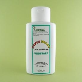 Sapun moale cu extracte vegetale HOFIGAL (200 ml)