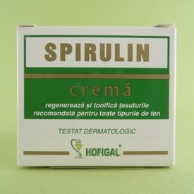SPIRULIN crema HOFIGAL (50 ml)