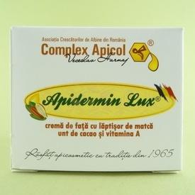 Apidermin lux crema pentru fata  COMPLEX APICOL (45 ml)