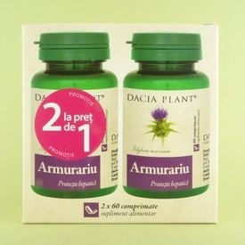 Armurariu DACIA PLANT ( 2 x 60 de comprimate)