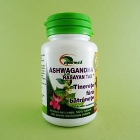 Ashwagandha Rasayan Tab  STAR INTERNATIONAL (50 de tablete)