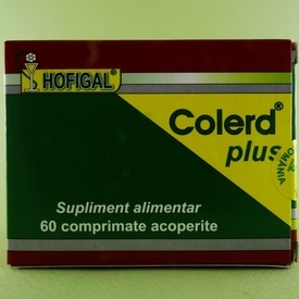 Colerd plus  HOFIGAL (60 de comprimate)
