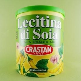 Lecitina din soia CRASTAN (250 g)