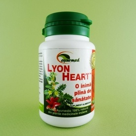 Lyon Heart STAR INTERNATIONAL MED (50 de tablete)