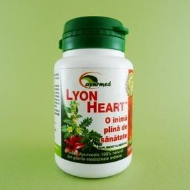 Lyon Heart STAR INTERNATIONAL MED (50 de tablete)