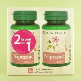 Napraznic DACIA PLANT ( 2 x 60 de comprimate)