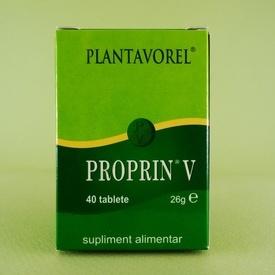 Proprin V  PLANTAVOREL (40 de tablete)