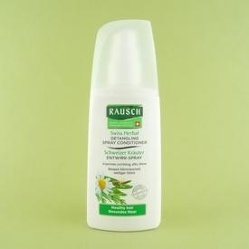Spray pentru descurcarea parului cu ierburi elvetiene RAUSCH (100 ml)