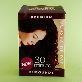 Vopsea de par Premium burgundy  SONIA HENNA (60 g)