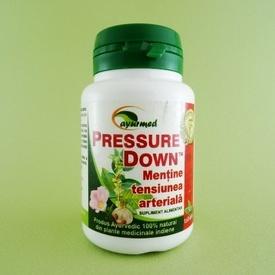 Pressure Down STAR INTERNATIONAL MED (50 de tablete)